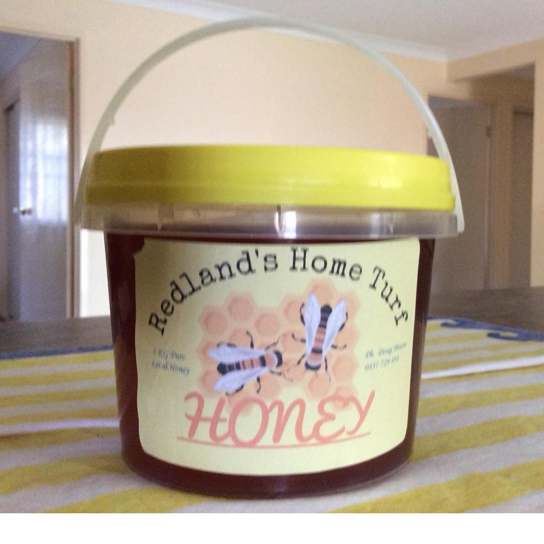 Pure Honey from Australia (1kg)