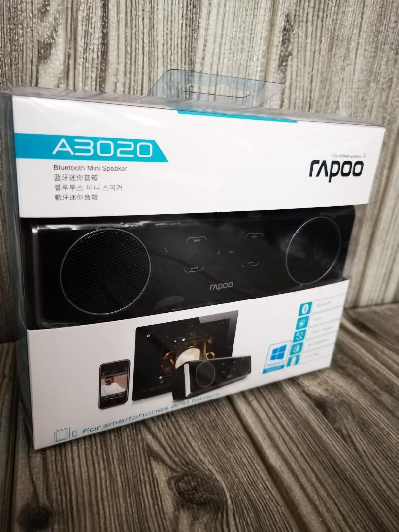 rapoo speaker