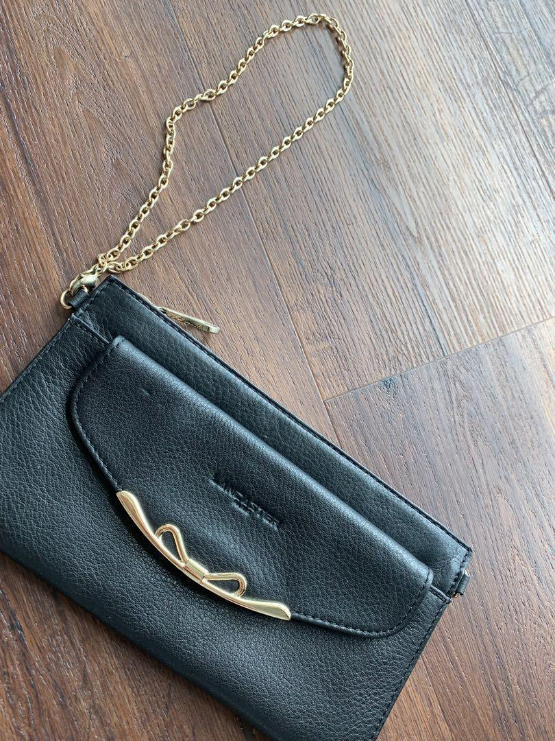 S$ 55 LANCASTER Paris small bag