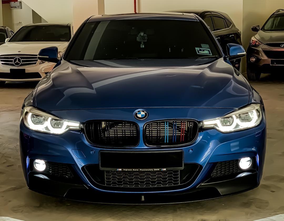 SEWA BELI>>BMW F30 330E 2.0 M-SPORT AUTO BAVARIA 2017/2017