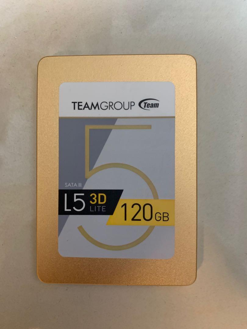 Team L5 LITE 3D SSD 120GB