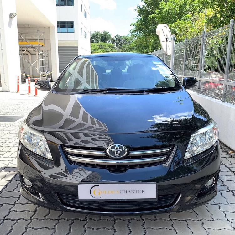 Toyota Altis 1.6A Toyota Wish Car Axio Premio Allion Camry Estima Honda Jazz Fit Stream Civic Cars Hyundai Avante Mazda 3 2 For Rent Lease To Own Grab Rental Gojek Or Personal Use Low price and Cheap Cars Rental