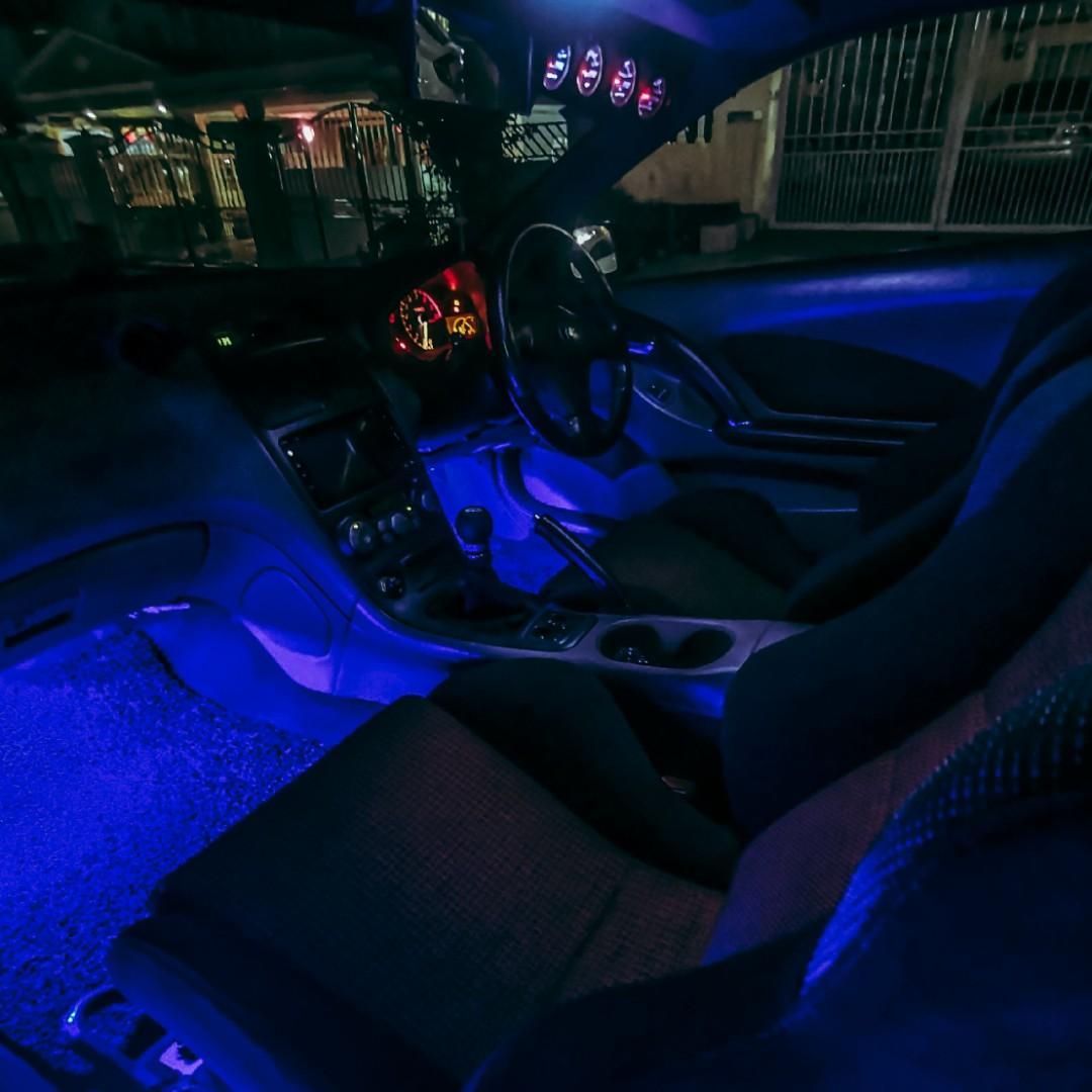 Toyota Celica 2zz Turbo 1.8