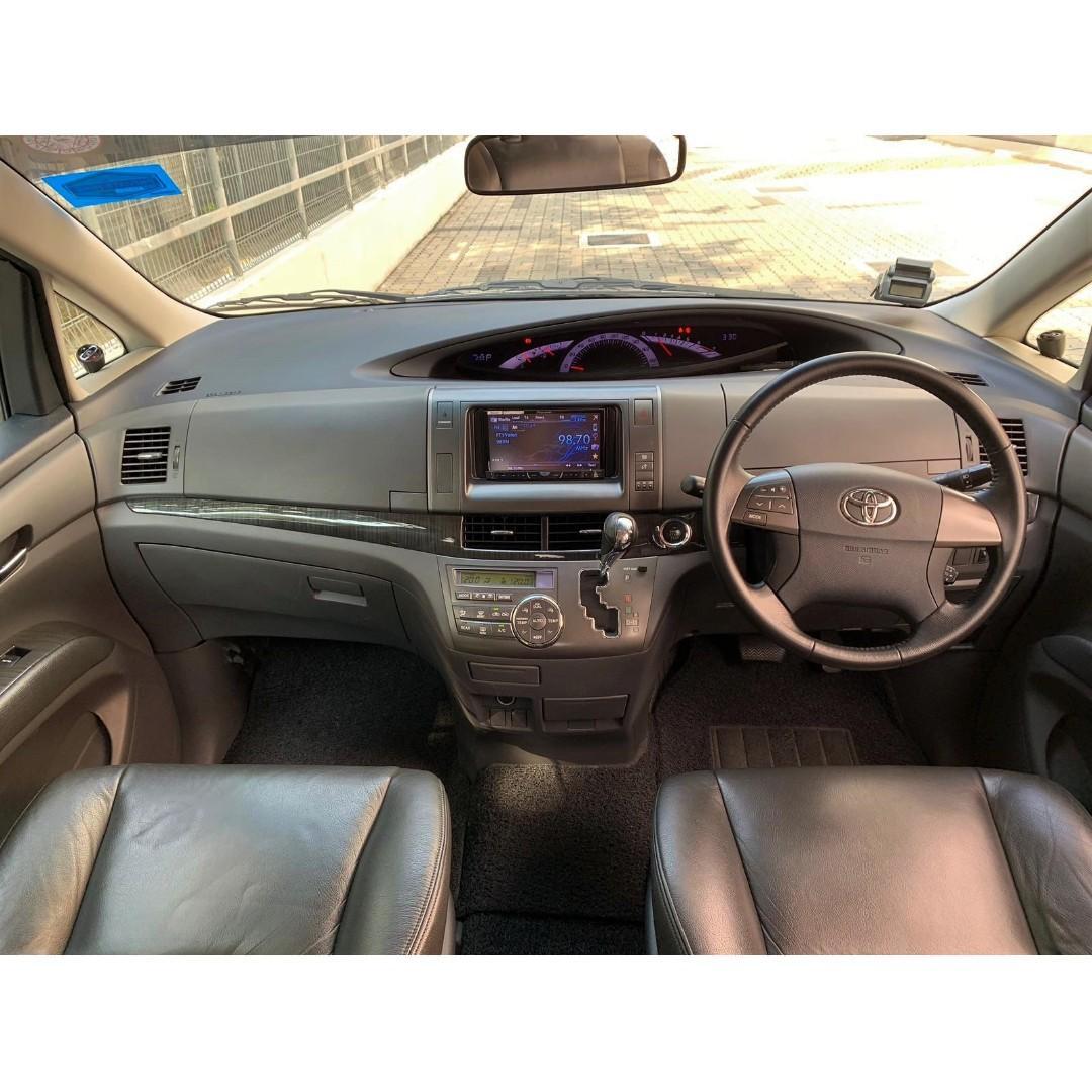 Toyota Estima LAST UNIT For PHV Grab Go Jek/Personal Use Cheap Car Rental