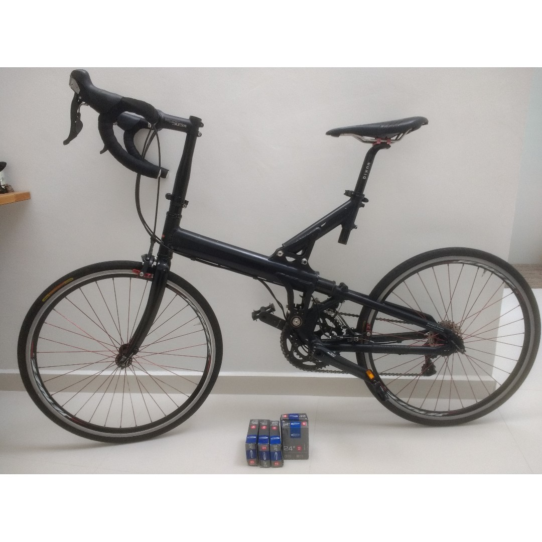 Used foldable road bike for sale - Airnimal chameleon