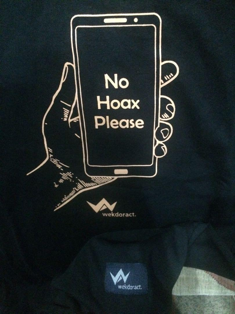 Wekdoract No Hoax Please