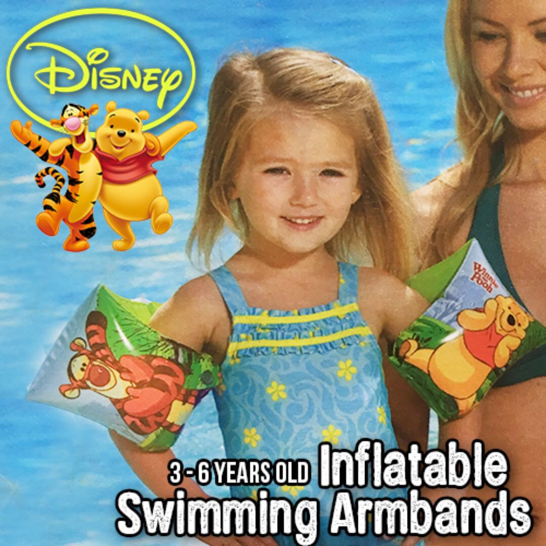Disney Cars Childrens Kids Inflatable  Swimming Arm Bands