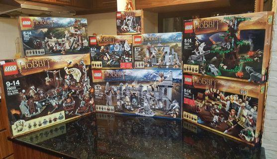 LEGO HOBBIT Set