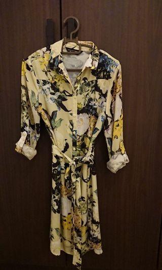 Dorothy Perkins Flowery Dress #Carouselland