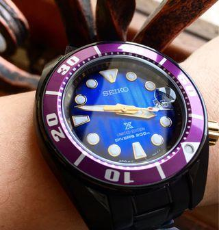 Jam tangan Seiko Prospex Sumo Zimbe Limited Edition