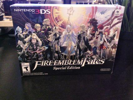 Limited edition Fire Emblem Revelations (Special Edition)