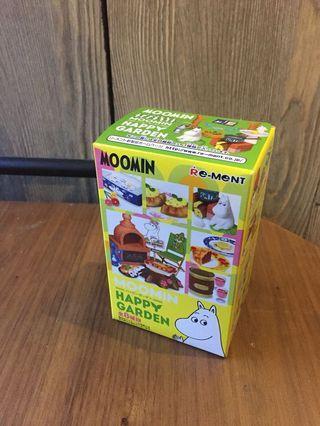 🚚 Moomin Happy Garden 嚕嚕米 露營 盒玩 玩具 公仔 未拆封不挑款
