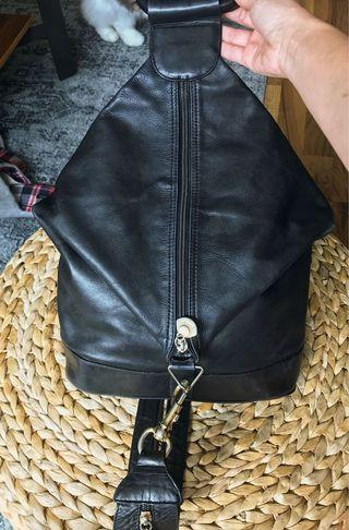 Authentic Vintage Bally Backpack