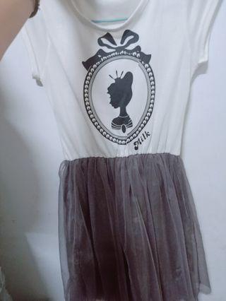 🚚 短袖紗裙