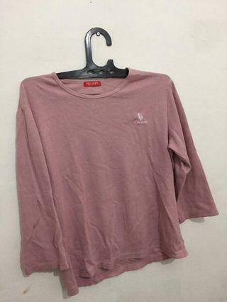 Casual Pink Top