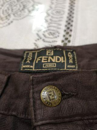 Fendi made in italy