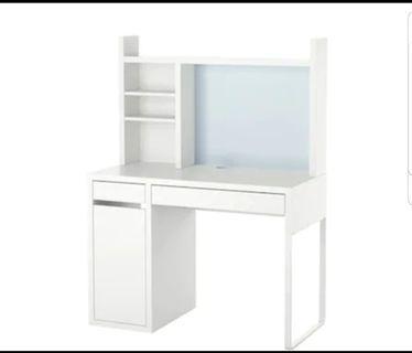 LAST DAY SALE! 最後大減價! 書枱連書架 Study desk with shelves