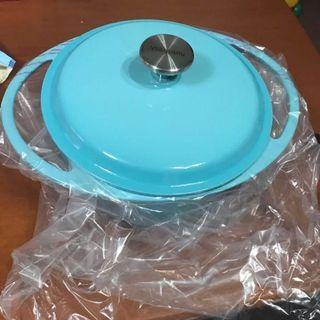 Nutrifresh 24cm鑄鐵鍋