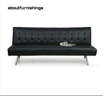 Black Sofa Bed-sz333f