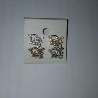 Dior earrings (fake)