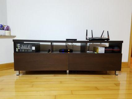 LAST 2 DAYS SALE! 最後兩日大減價!兩櫃桶電視地櫃 TV cabinet+ 2 big1 drawers