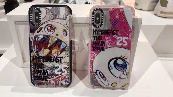 Takashi X CASETIFY村上隆25週年magazine iPhone case手機套 手機殼