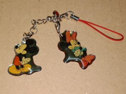 Coca-Cola Mickey & Minnie