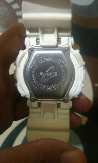 Jam tangan baby-g