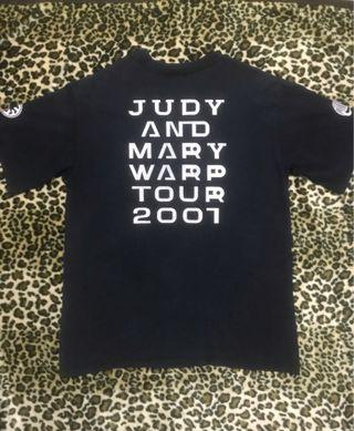 Judy And Mary Warp Tour 2001