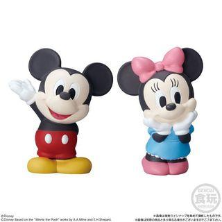 Disney friends 迪士尼朋友 mickey and minnie chip n dale pooh dumble