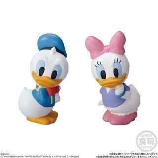 唐老鴨擺設 donald duck daisy Disney friends 迪士尼朋友 mickey and minnie chip n dale pooh dumble 大鼻鋼牙 小飛象 小熊維尼