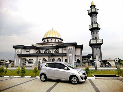 CONTINUE LOAN PERODUA AXIA G SPEC