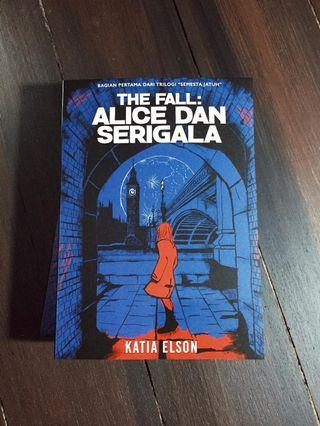 Novel Lokal - Alice dan Serigala