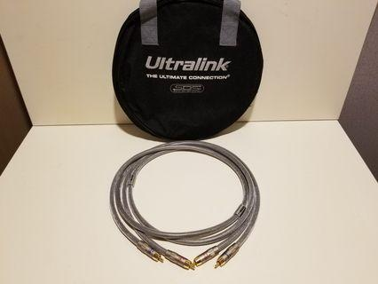 ULTIMA MKII AUDIO INTERCONNECT CABLE RCA