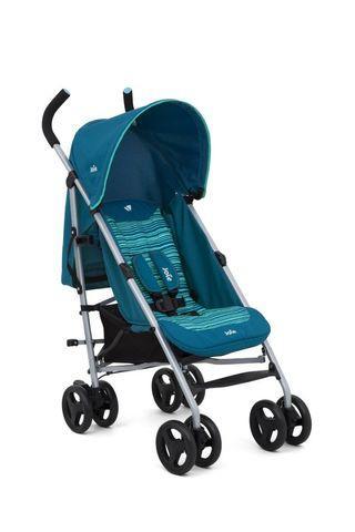 Joie Nitro Skewed Lines Baby Stroller, Skewed Lines Blue