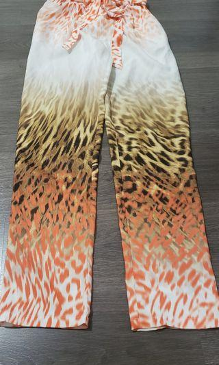 Marciano Leopard Pants size xxs