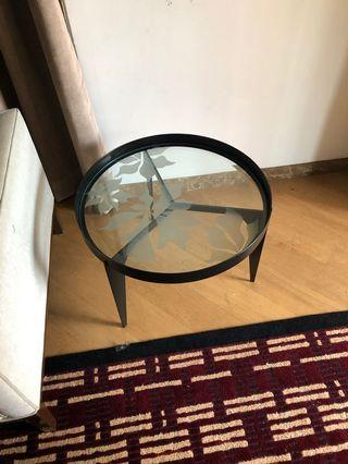 Glass Coffee Table (Hotel)