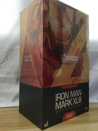 IRON MAN MARK XLIII | MMS 278 D09 | 1/6TH SCALE COLLECTIBLE FIGURE | DIECAST