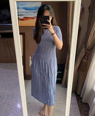 Dress Wanita import bkk FREE ONGKIR
