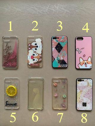 Iphone 7 plus/8 plus cases