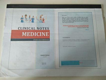 Medical Clinical Notes