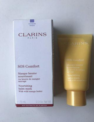 New Clarins Mask
