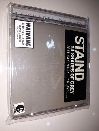 Staind-14 shades of grey CD