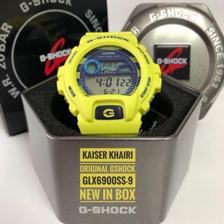 Original G-Shock GLX-6900SS-9 Sea Snake Edition