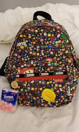 Lesportsac superMario backpack