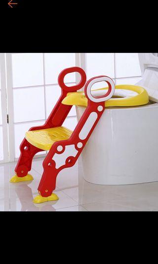 兒童坐便器扶手