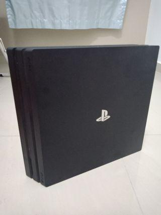 1TB Playstation 4 Pro (Console + 23 Games)