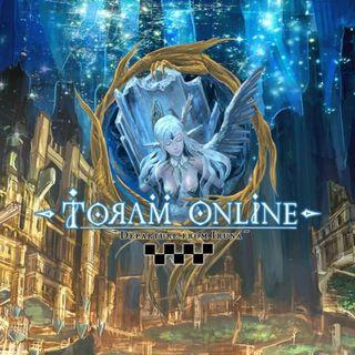 Toram online spina and account