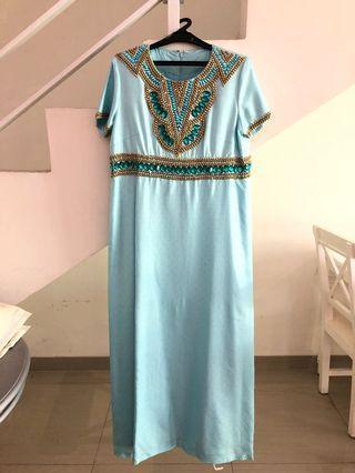 Dian Pelangi long dress
