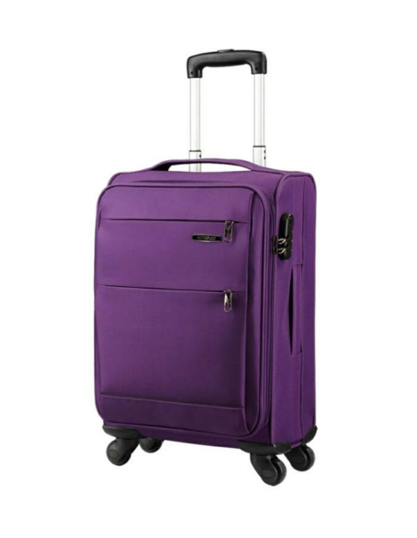 100% 全新 AMERICAN TOURISTER Hanover 20吋 紫色